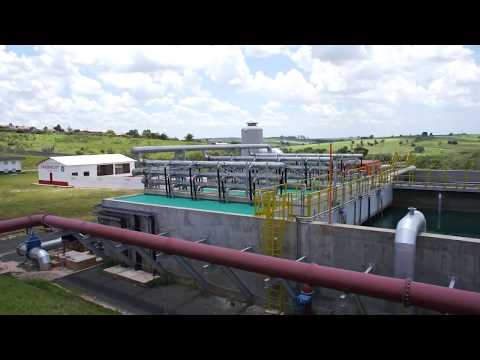 Membrane bioreactor (MBR) in wastewater treatment plant - Part 1