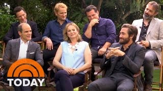 Cast and Director of 'Everest' Share Their Camaraderie | TODAY