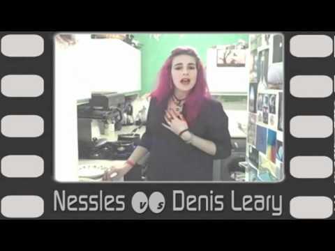 ★Arsehole/Asshole Battle★ [Nessles] vs [Denis Leary] 2011