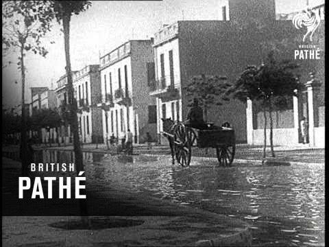 Floods In Tunis (1934)