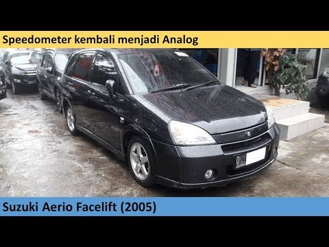 Suzuki Aerio Facelift (2005) Review - Indonesia