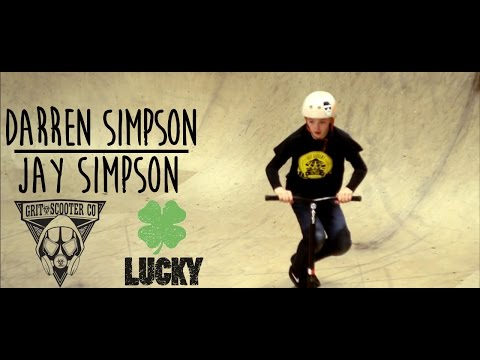 Darren and Jay Simpson | Scotland Sessions | Lucky & Grit