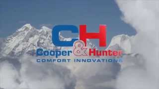 Cooper&Hunter Напольный тепловой насос(Внутренний блок идеально подходит для работы в качестве теплового насоса, размещается вдоль пола. Холодн..., 2015-09-14T07:35:30.000Z)