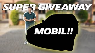 GIVEAWAY MOBIL