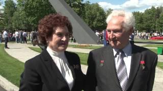 2015 06 10 - Открытие памятника ИЛ-62 (Лобня)(http://vk.com/club41761213 - US&ViTa http://vk.com/trklobnya - ТРК