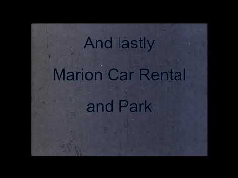 Abandoned Marion Car Rental and Park, Former Gas Station Salem Oregon