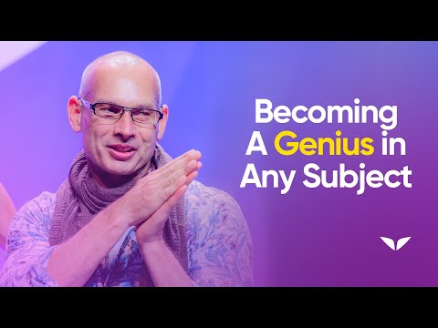 How To Become A Genius In Any Subject | Jon Butcher