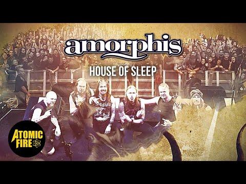 AMORPHIS - 'House Of Sleep' Live (OFFICIAL LYRIC VIDEO)