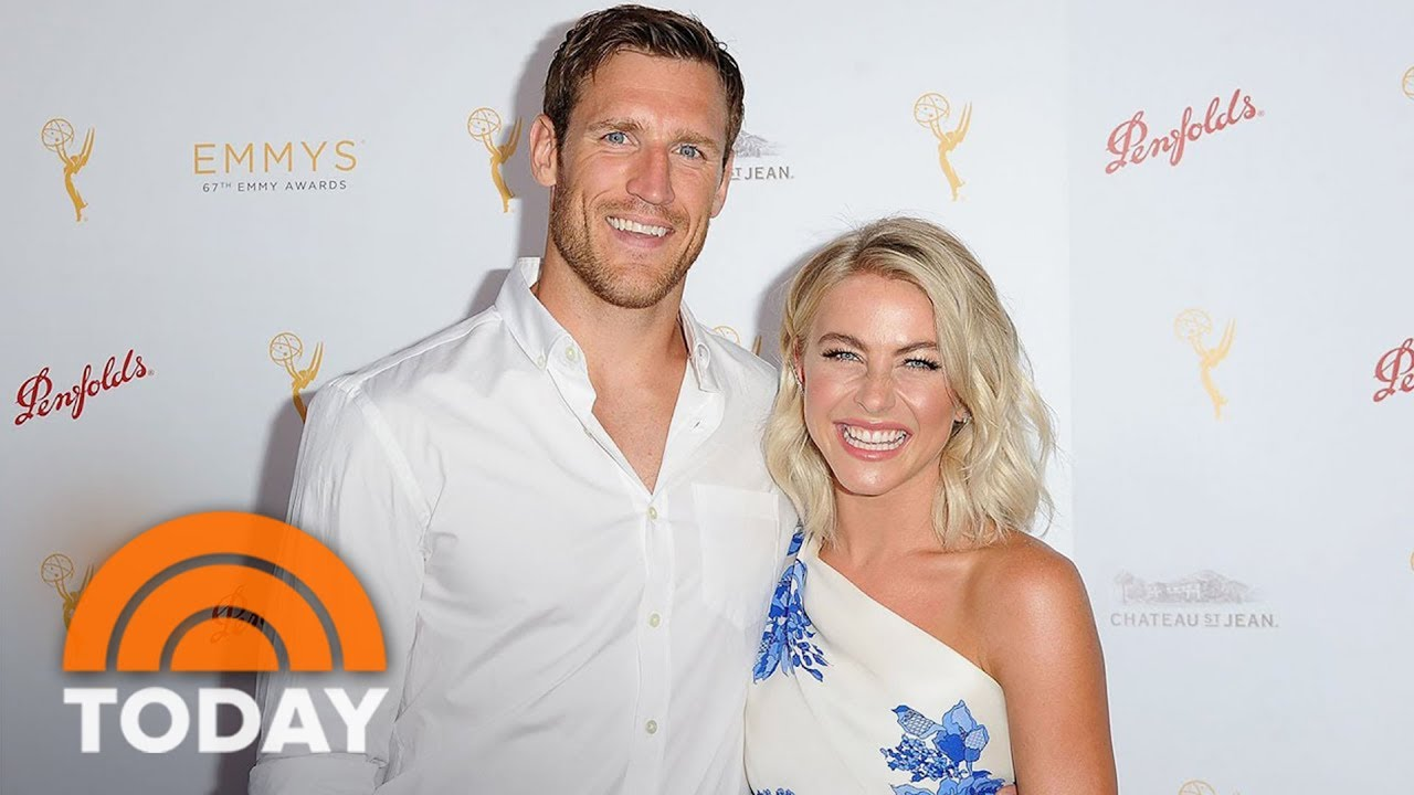 """Julianne Hough opens up about telling her NHL husband: """"I'm not straight"""""""