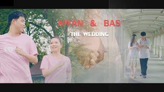 الزفاف دعابة ك كوان+Bas