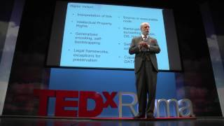 Bit rot (on digital vellum) | Vint Cerf | TEDxRoma