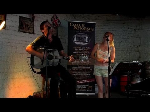 Coach & Horses Wellingborough Rob Matheson & Anna Bassett It Must Be Love Stacey Earle cover