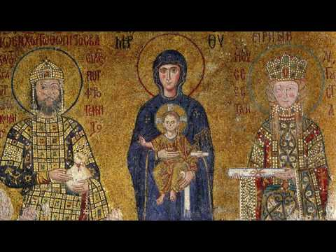 Македонский период византийской иконописи