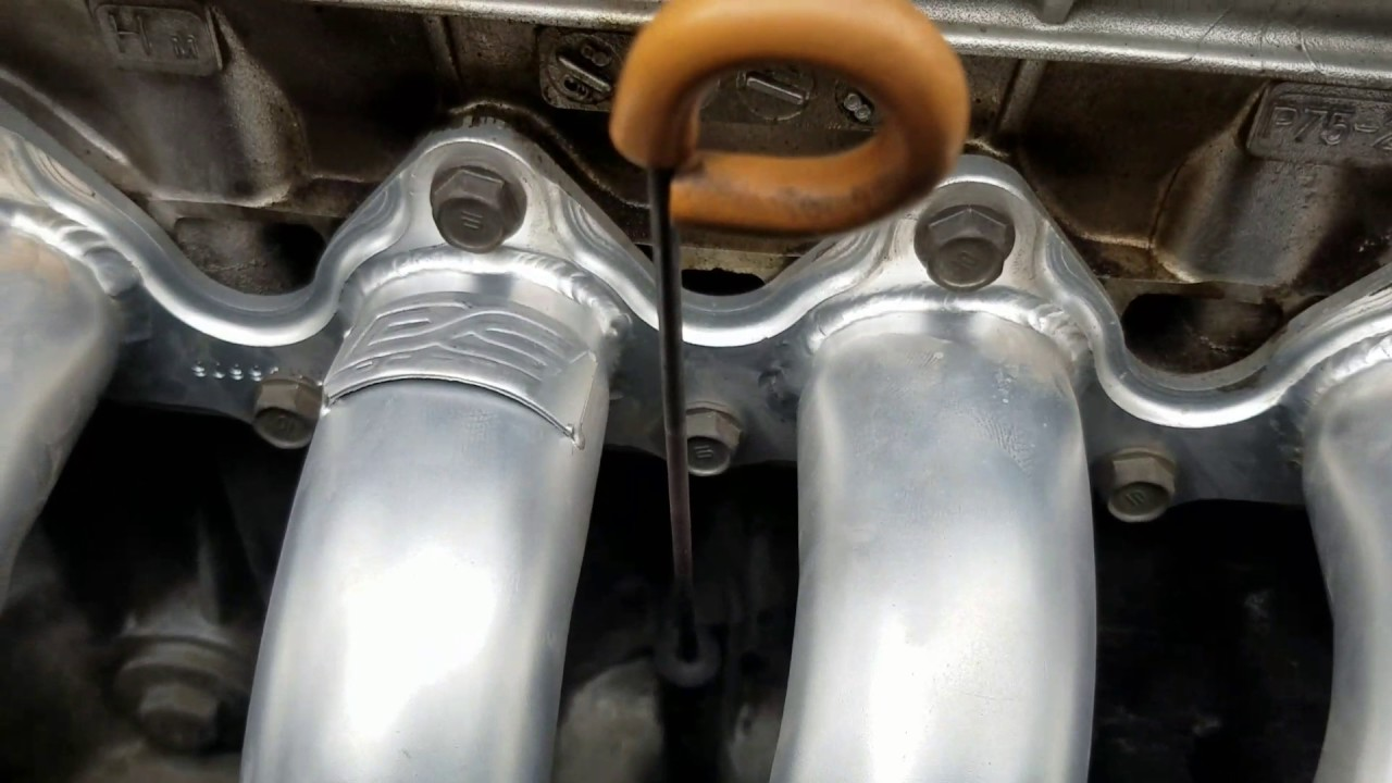 Acura Integra Sport Exhaust Headers YouTube - Acura integra headers