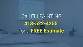 Eli painting winter coat video