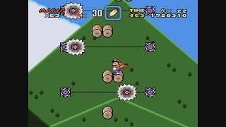 Let's Play Classic Mario World 2: The Great Alliance [SMW-Hack] - Part 17 - Der nächste steile Weg
