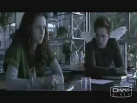 Edward bites Bella in biology HQ
