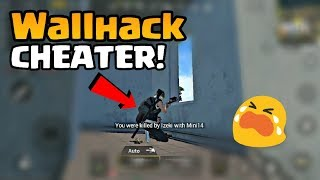 I MET A CHEATER Not Again | Wallhack + Speed Hack | PUBG MOBILE LIGHTSPEED