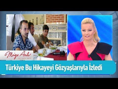 Türkiye bu hikayeyi gözyaşlarıyla izledi - Müge Anlı ile Tatlı Sert 9 Eylül 2019
