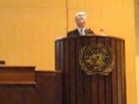 Prof Tim Unwin, London at Addis Ababa