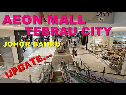 AEON MALL TEBRAU CITY JOHOR BAHRU 2019