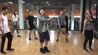Maximumgym - Lilly Lynx [K-pop class] - 4Minute - Crazy