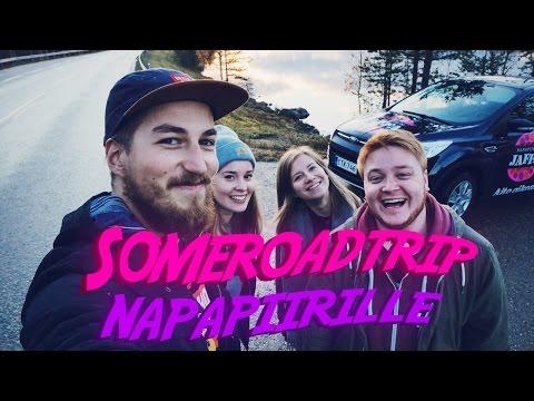 Someroadtrip Napapiirille