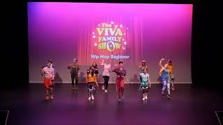 Viva Family Show 2018 Hip Hop Beginner