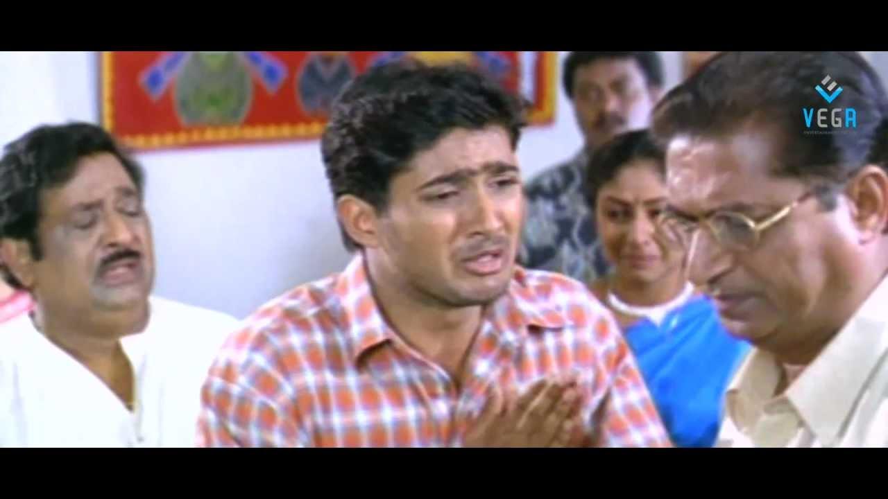 Manasantha Nuvve Movie - Uday Kiran Emotional Scene ...