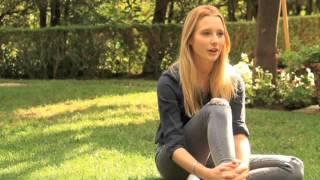 Ilona Smet interviewed by Franck Ragaine