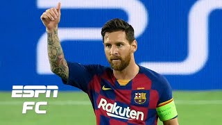 Espn fc's alejandro moreno, frank leboeuf and craig burley react to barcelona's 3-1 win over napoli in the champions league advance quarterfinals 4...