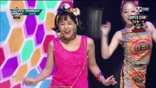 Video Kim So Jung Comeback Stage M Countdown (8/20/2015) download MP3, 3GP, MP4, WEBM, AVI, FLV Juli 2018