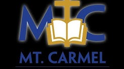 Mount Carmel Bible Church Live Stream