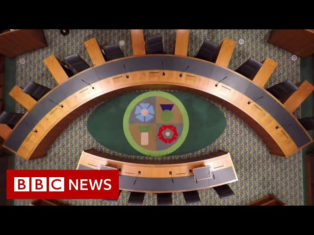 Inside the Supreme Court - BBC News