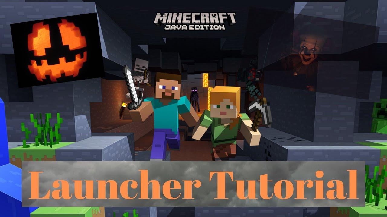 Minecraft - Launcher Tutorial 11