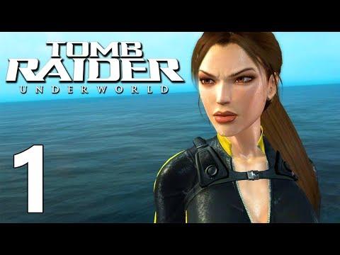 TOMB RAIDER Underworld FR #1
