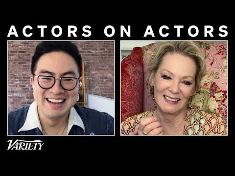 Jean Smart & Bowen Yang on the 'Iceberg' Sketch, 'Hacks' and 'Watchmen'   Actors on Actors