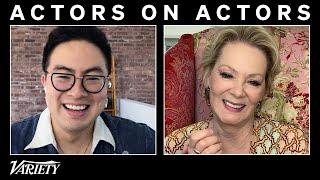 Jean Smart & Bowen Yang on the 'Iceberg' Sketch, 'Hacks' and 'Watchmen' | Actors on Actors