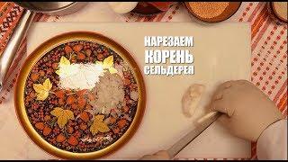 Видеорецепт: как приготовить суп из чечевицы с беконом? (0+)