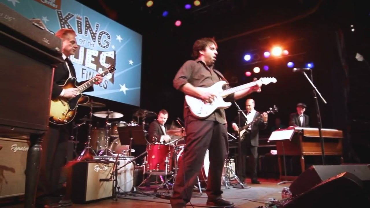 Download Rami Halperin king of the blues finals 2011 electric performance