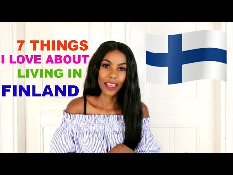 7 THINGS I LOVE ABOUT LIVING IN FINLAND | ALICE HAUTANEN