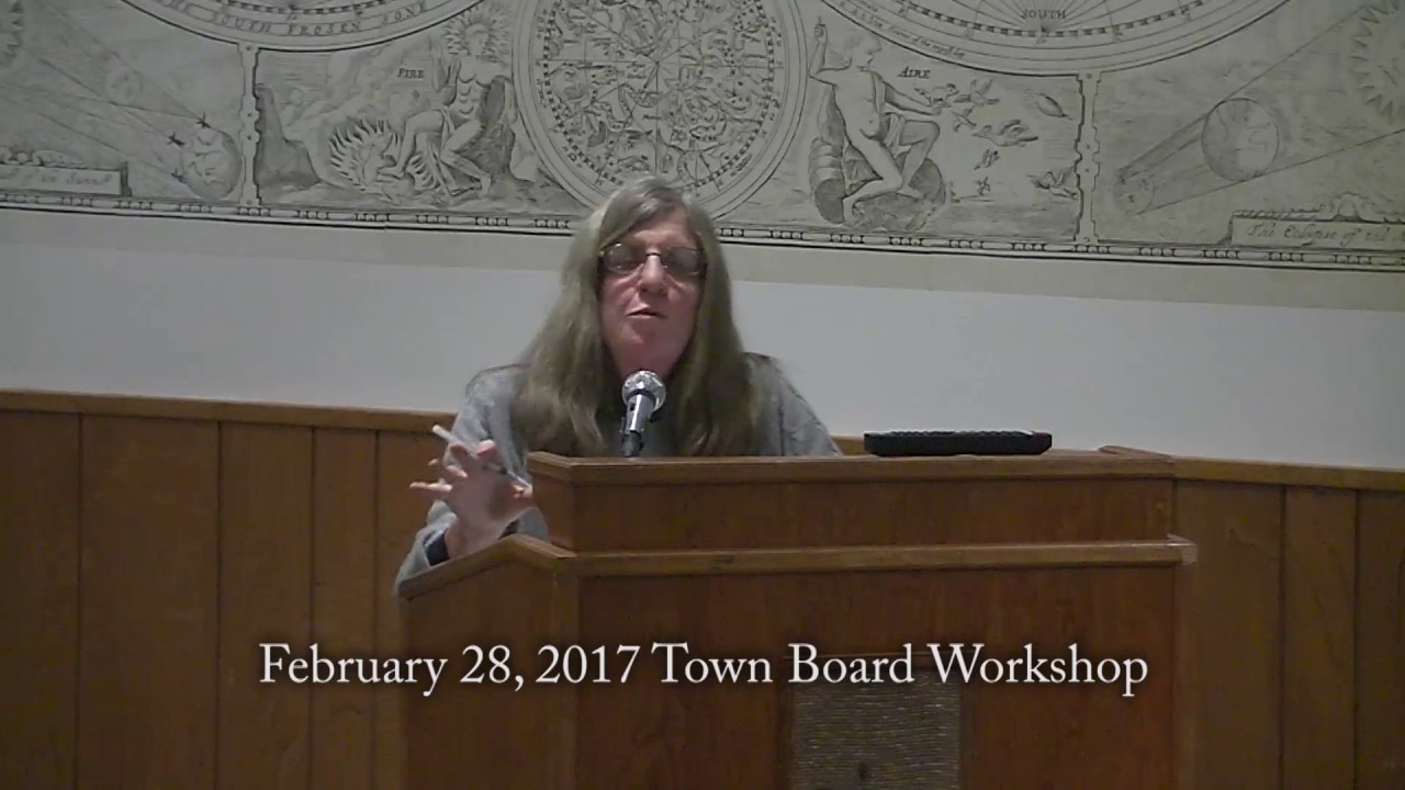 Town Board Police Commission/Workshop Meeting February 28