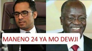 BREAKING! Maneno 24 Mazito Aliyofunguka MO DEWJI Baada Ya Kupatikana TU