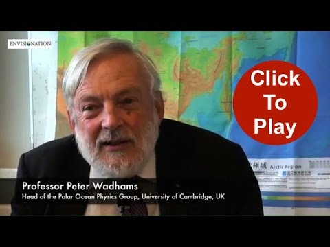 Interview: Polar ice expert, Professor Peter Wadhams: The Arctic, Paris & Politicians