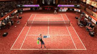 PC - Virtua Tennis 4 - The King of Players - Professional Level