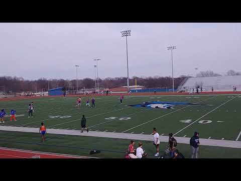 Norman's first track meet Raytown Central Middle School