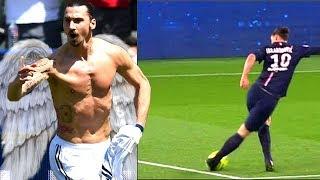 10 Gols Inacreditáveis De Zlatan Ibrahimovic