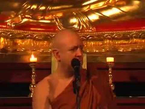 The Buddhist Attitude to Sensuality | Ajahn Brahm | 19-01-2007