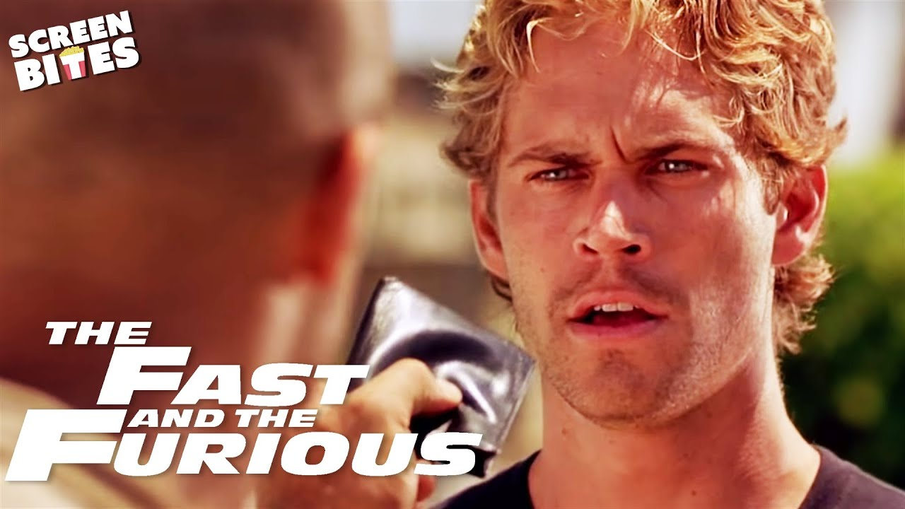 Download Brian Meets Dom Toretto For The First Time | The Fast And The Furious |  Screen Bites