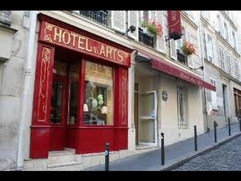 Hoteles Baratos en Paris / Cheap Hotels in Paris [IGEO.TV]